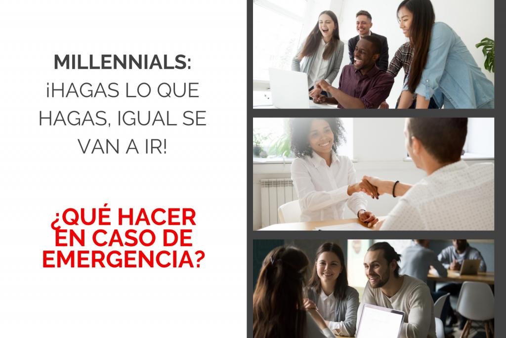 Héctor Jimenez - Marca personal - Millennials igual se van a ir