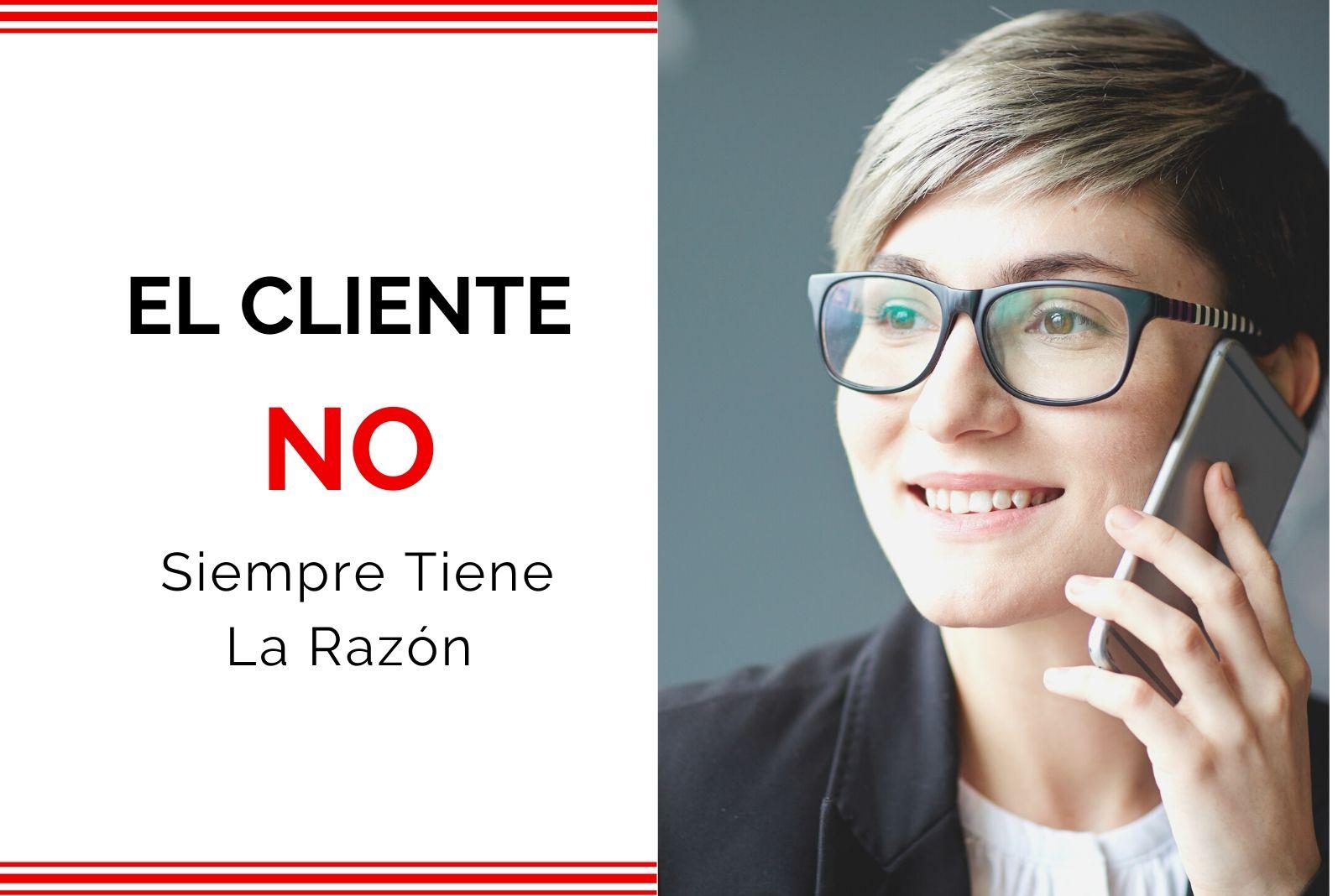 Hector Jimenez - El Cliente NO Siempre Tiene La Razón - 1