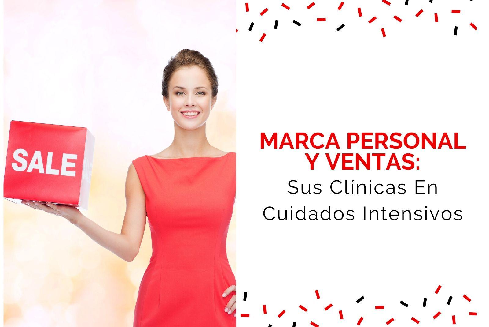 Hector Jimenez - Marca Personal y Área Comercial - Las Clínicas De Ventas En Cuidados Intensivos - 1
