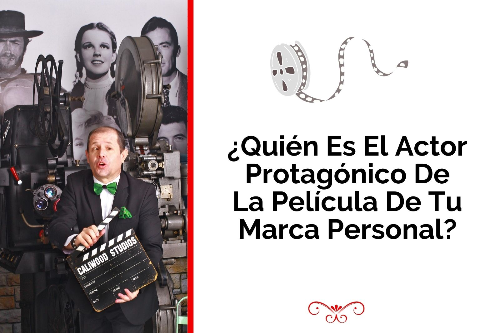 Hector Jimenez - Quién Es El Actor Protagónico De La Película De Tu Marca Personal - 1