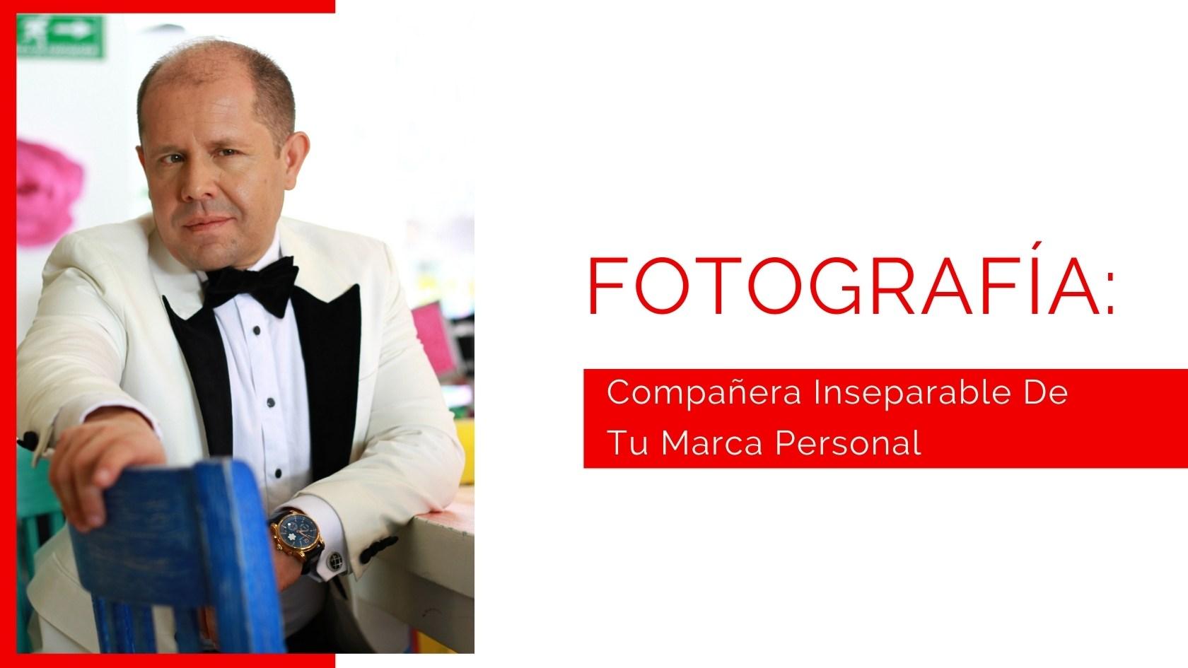 Hector Jimenez - Fotografia - Compañera Inseparable De Tu Marca Personal - 1