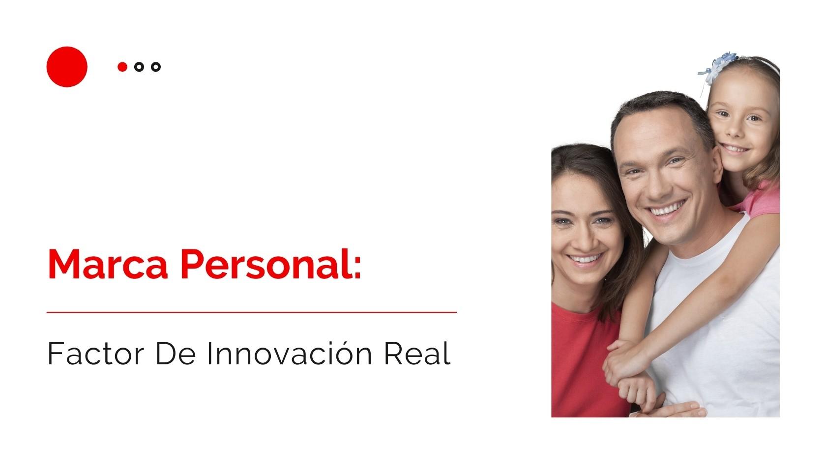 Héctor Jimenez - Marca Personal - Factor De Innovación Real - 1